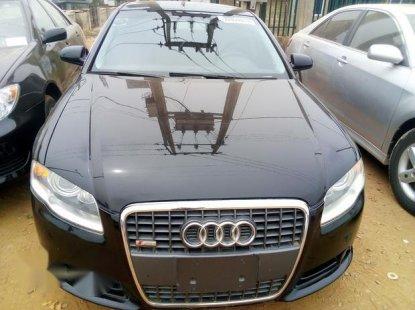 Audi A4 2007 2.0 T Black for sale
