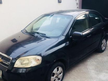 Chevrolet Aveo 2010 2LT Black for sale