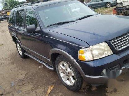 Ford Explorer 2003 Blue for sale