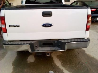 Ford F-150 2008 White for sale