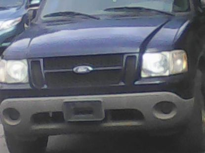 Ford Explorer 2007 Blue for sale