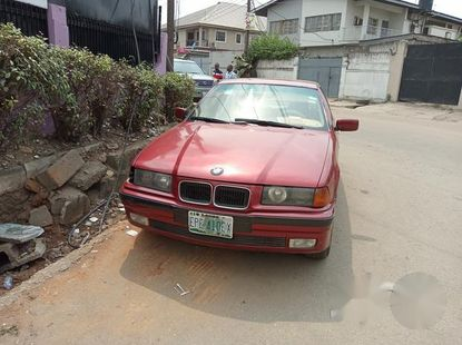 BMW Just 1996 Red for sale