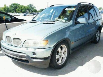 BMW X5 2003 Blue for sale