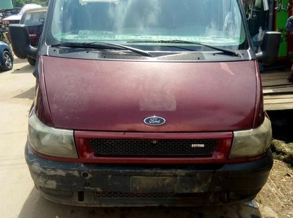 Ford Transit 1999 Red for sale