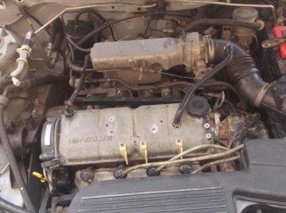 Mazda 323 1999 Silver for sale