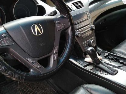 Acura MDX 2007 SUV 4dr AWD (3.7 6cyl 5A) Green for sale