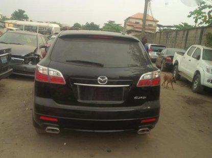 Mazda CX-9 Grand Touring 2010 Black for sale