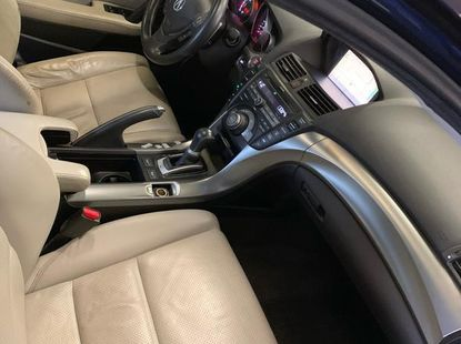 Clean Used Acura TL 2009 Blue for sale