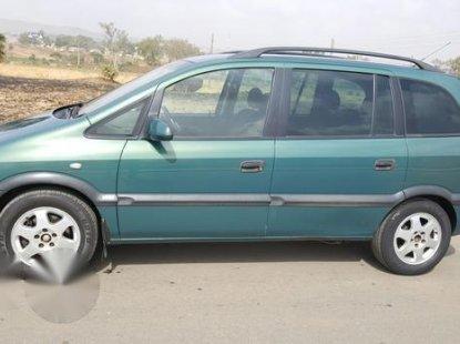 Opel Zafira 2.2 2006 Green for sale