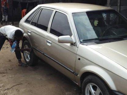 Mazda 323 1996 Silver for sale