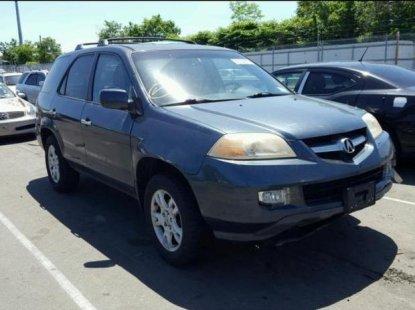 Acura MDX 2003 Gray for sale