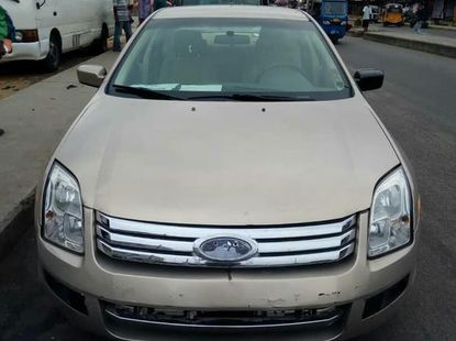 Tokunbo Ford Fusion 2007 Gold for sale