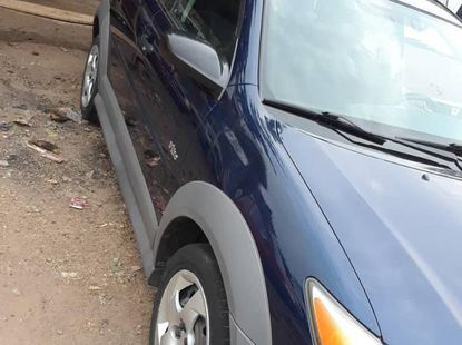 Pontiac Vibe Automatic 2004 Blue for sale