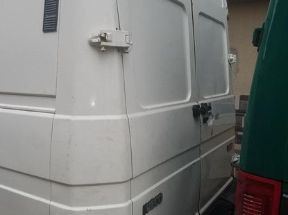 Iveco Cargo 1999 White for sale
