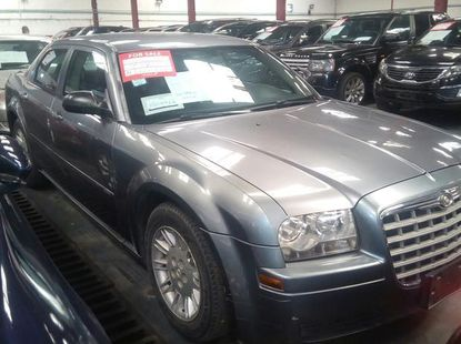Chrysler 300C 2006 Grey for sale