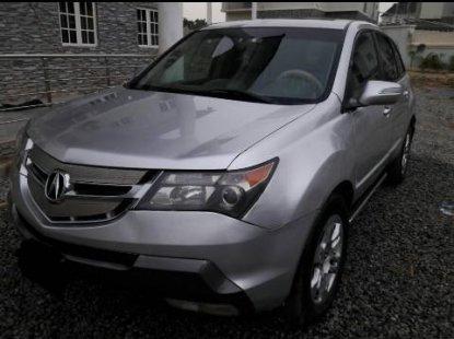 Acura MDX 2008 Gray For Sale