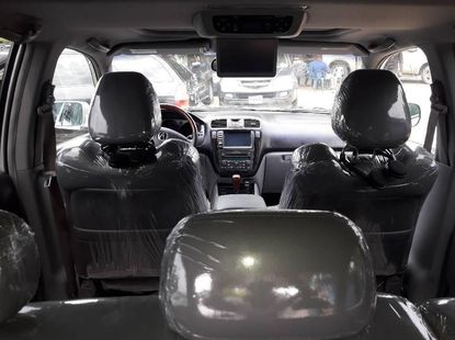 2006 Silver Acura MDX for sale in Lagos