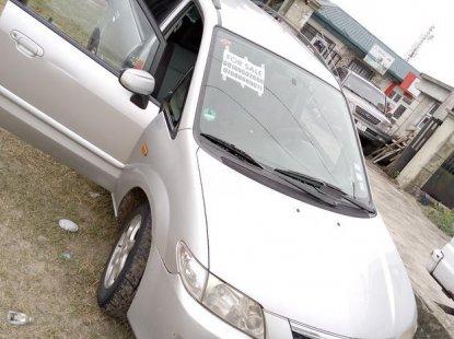 Mazda Premacy 2003 Silver for sale