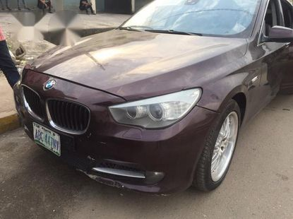 BMW 535i 2013 Red for sale