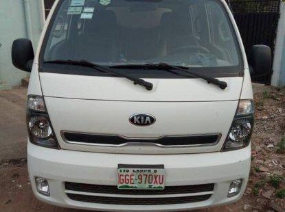 Kia K2700 2014 White for sale