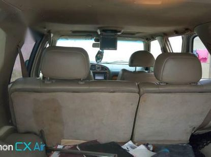 Infiniti QX 2002 Gold for sale