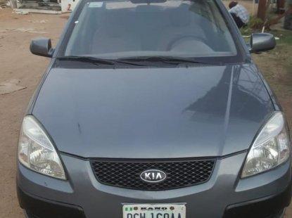 Kia Rio 2008 1.4 Gray for sale
