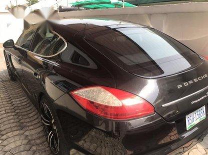 Porsche Panamera 2016 Black for sale