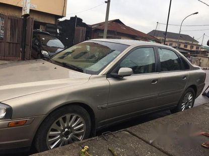 Volvo S80 2.4 Automatic 2004 Gold for sale