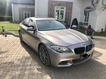 BMW 535i 2012 Gold for sale