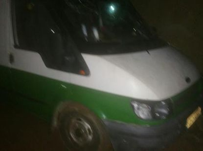 Uk Used Ford Transit 2001 Green for sale