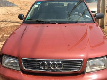 Audi A4 1998 Red for sale
