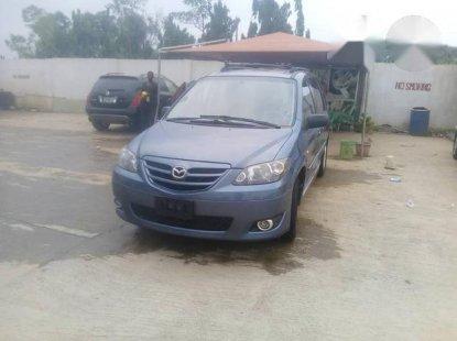 Mazda MPV 2006 Blue for sale