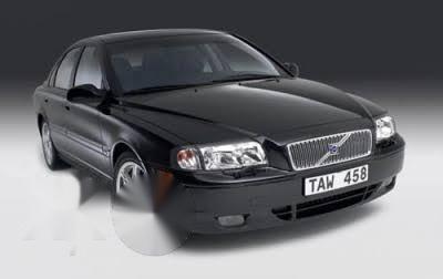 Volvo S80 2003 Black for sale
