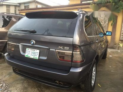 BMW X5 3.0D Automatic 2005 Gray for sale