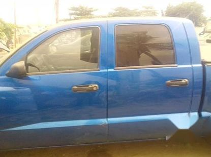 Dodge Dakota 2008 Extended Cab 4x4 ST Blue for sale