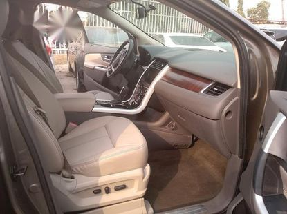 Ford Edge 2013 Gray for sale