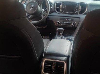 Kia Sportage 2017 Silver for sale