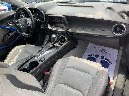 Chevrolet Camaro 2016 Blue for sale