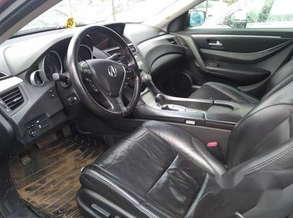 Acura ZDX 2012 Brown