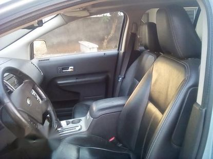 Ford Edge 2015 Silver for sale