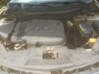 Chrysler Pacifica 2004 Gold for sale