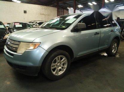 Ford Edge 2008 SE 4dr FWD (3.5L 6cyl 6A) Blue