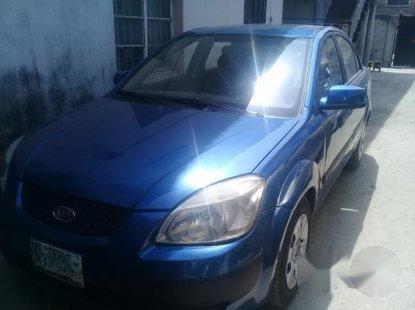 Kia Rio 2006 1.4 Man Blue for sale