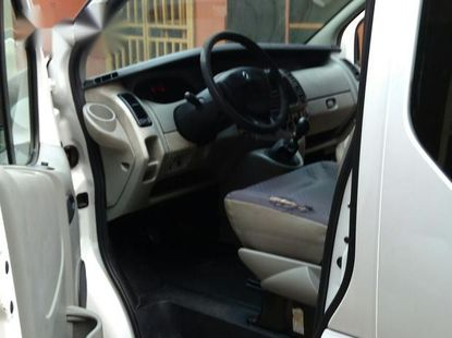 Renault Traffic 2010 White for sale