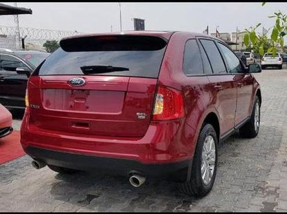 Ford Edge 2013 SE 4dr AWD (3.5L 6cyl 6A) Red for sale