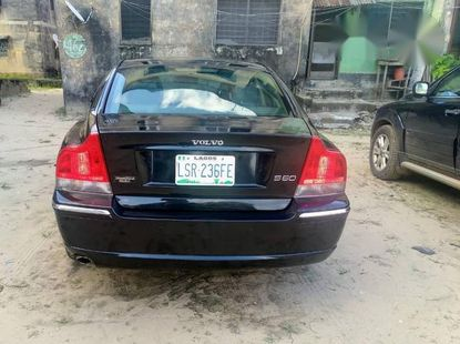 Volvo S60 2005 2.0T Automatic Black for sale