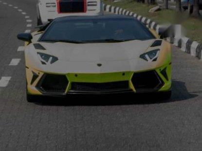 Lamborghini Marzal 2013 Yellow for sale