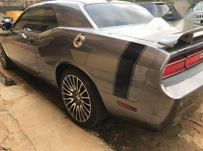 Dodge Charger 2012 R/T Gray for sale