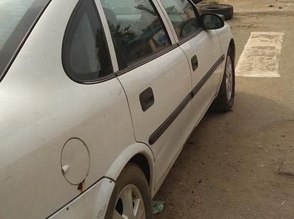 Opel Vectra 2000 White for sale