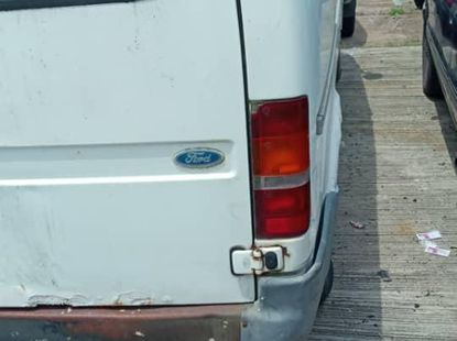 Ford Transit 1998 White for sale